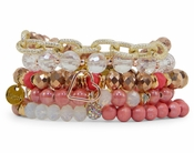 Erimish Bracelet Love Struck Bracelet Stack - SPECIAL OFFER