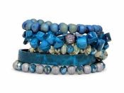 Erimish Bracelet Set Barefoot Bracelet Stack - WEEKLY SPECIAL OFFER