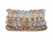 Erimish Bracelet Set Bashful Bracelet Stack - SPECIAL OFFER