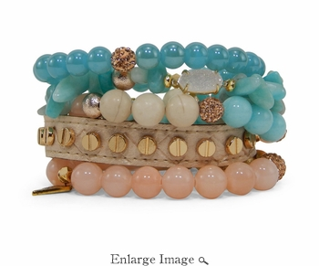 Erimish Brooke Bracelet Stack - SPECIAL OFFER