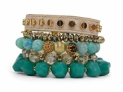 Erimish Bracelet Set Dolly Bracelet Stack