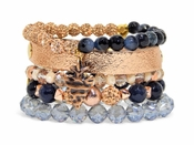 Erimish Bracelet Set India Bracelet Stack