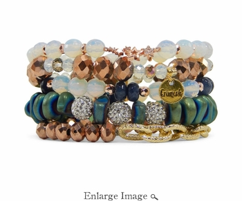 SOLD OUT Erimish Layla Bracelet Stack - SPECIAL OFFER