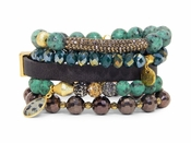 SOLD OUT Erimish Bracelet Set Parker Bracelet Stack - WEEKLY SPECIAL OFFER