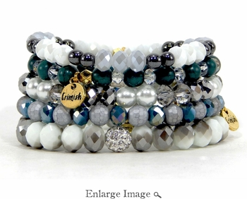 Erimish Bracelet Set Seaside Bracelet Stack