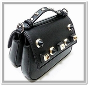 Fenda Black Bag