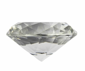 Glass Diamond Clear - CLOSEOUT