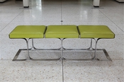 Global Views Airline Bench-Citron