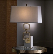 Global Views Cantilever Desk Lamp