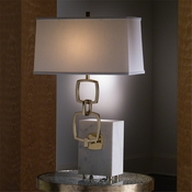 Global Views Cantilever Table Lamp