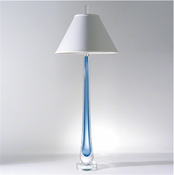 Global Views Captured Buffet Lamp-Ocean