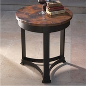 Global Views Classic Copper Table