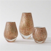 Global Views Copper Net Vase-Large
