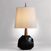 Global Views Gem Lamp-Polished Brass