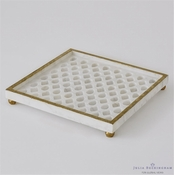 Global Views Gem Lattice Tray