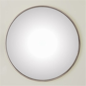 Global Views Hoop Mirror-Nickel-Large