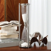 Global Views Hour Glass-Nickel