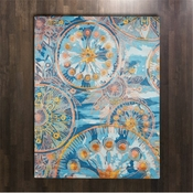 Global Views Indie Rug-6' x 9'