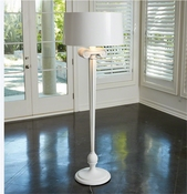 Global Views Ionic Floor Lamp