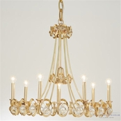 Global Views Jewel Tangle Chandelier