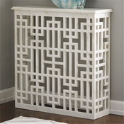 Global Views Marble Gridblock Console