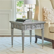 Global Views Neo-Classic Side Table