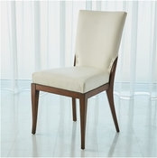 Global Views Opera Chair-White