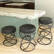 Global Views Ring Bar Stool (Right)