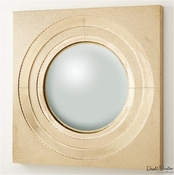 Global Views Ronan Mirror-Brass