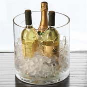 Global Views Round  Ice Bucket/Cooler