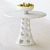 Global Views Taper Circle Dining Table