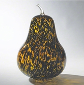 Global Views Tortoise Glass Pear
