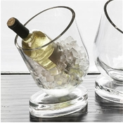 Global Views Wine Chiller-Slanted Design