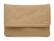 Handbag Butler Mighty Purse Flap - Beige