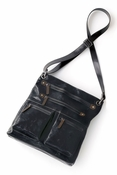 Harper Cross-Body Bag Black