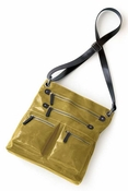 Harper Cross-Body Bag Mustard