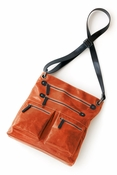 Harper Cross-Body Bag Orange