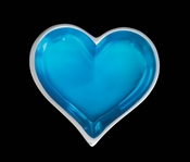 Inspired Generations December Turquoise Heart With Heart Spoon