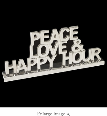 Inspired Generations Peace Love Happy Hour