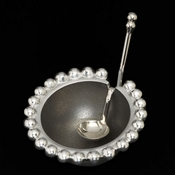 Inspired Generations Pearl Benzy Bowl W/ Spoon