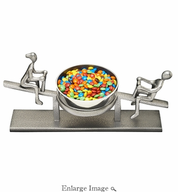 Inspired Generations Seesaw Bowl with Spoon