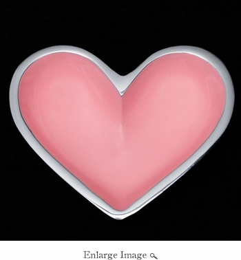 Inspired Generations Tiny Baby Pink Heart