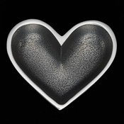 Inspired Generations Tiny Silver Heart
