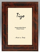 Tizo Italian Wood Frame Brown 4x6
