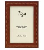 Tizo Italian Wood Frame Brown 5x7