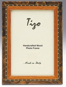 SOLD OUT Tizo Italian Wood Frame Brown 8X10