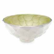 "Julia Knight Diamond 6.5"" Bowl Kiwi"