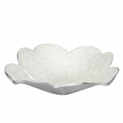 "Julia Knight Dogwood 15"" Bowl Snow"