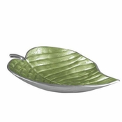 "Julia Knight Hosta 12"" Bowl Mojito"