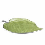 "Julia Knight Hosta 13"" Platter Mojito"